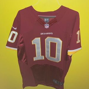 Authentic vintage redskins football Jersey